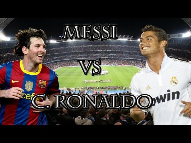 Messi Vs Cristiano Ronaldo Puro Fútbol 2013 HD Videos De Viajes