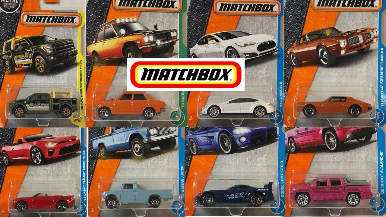 Matchbox Cars  H Case