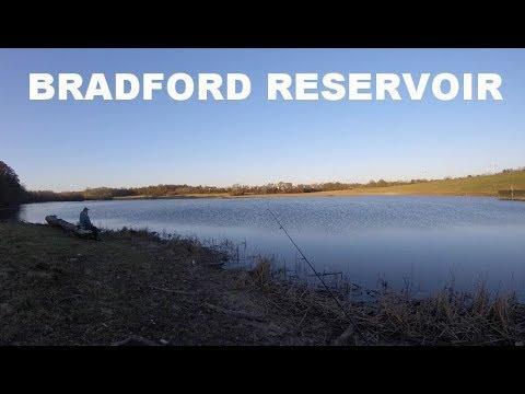 Back To Bradford Reservoir For A Little Bass Fishing