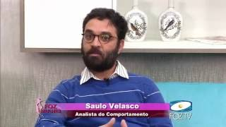 SAULO VELASCO - Analista do Comportamento