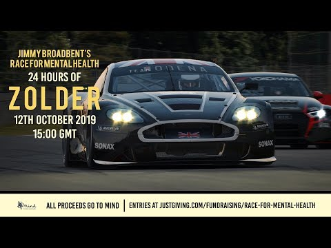 The Race For Mental Health   24 Hours Of Zolder Part 3