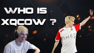 xQc Reacts to 'Who is xQcOW?' by Mintino Gaming