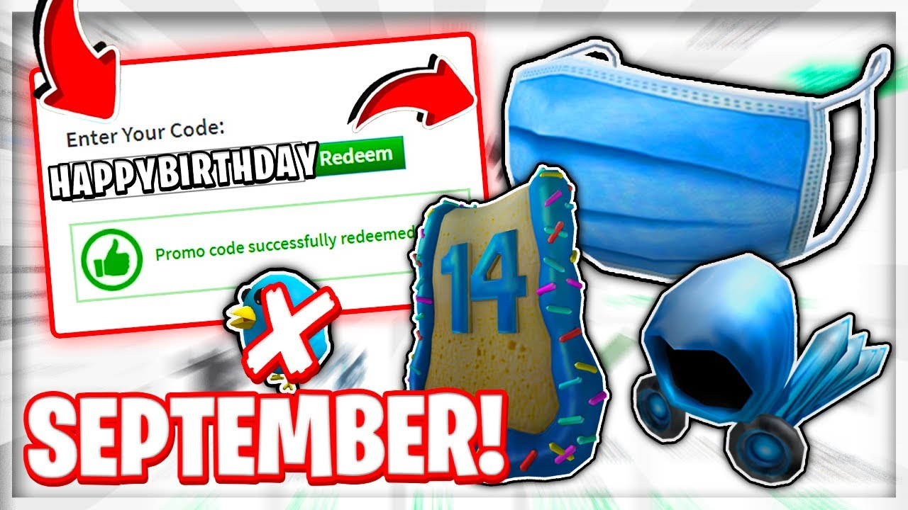 Roblox Redeem Card Nereden Alanar September All New Promo Codes In Roblox 2020 Youtube