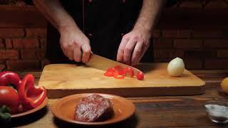 Видео-рецепты для кафе «Дедова корчма»