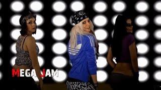 'Wurk Yo Body' choreography by Jasmine Meakin (Mega Jam)