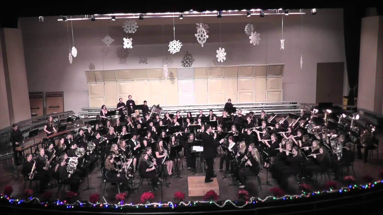 A Christmas Flourish - James Curnow - Austin High School ...