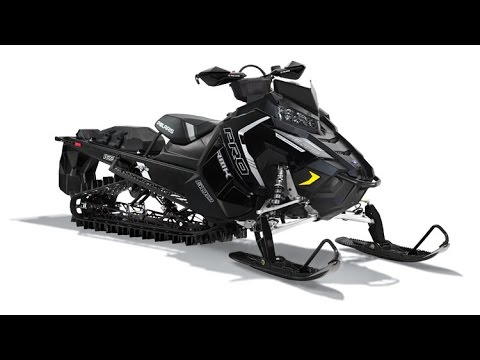 Снегоход Polaris  800 Pro - RMK AXYS 2016