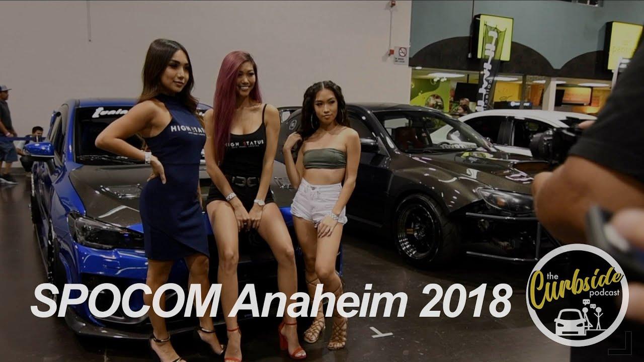 2 YEAR OLD CARS! -  SPOCOM Anaheim 2018