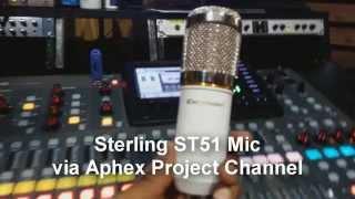 excelvan bm 800 condensor mic review