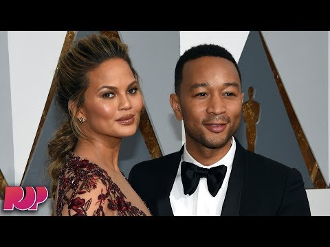How Chrissy Teigen Responded When John Legend Tried To Break Up With Her
