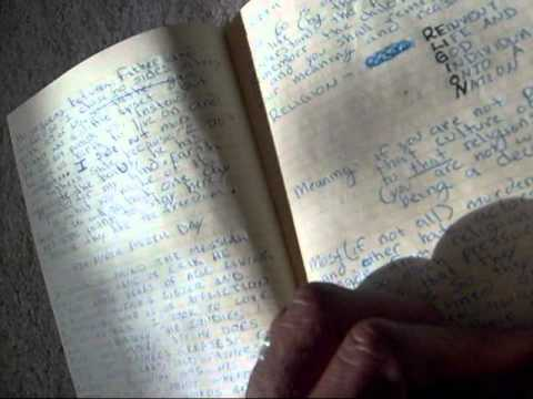 My Angel Journal: Prediction of 9/11:2001