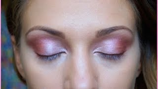TUTORIAL: Pink Pearl Eye Shadow Thumbnail