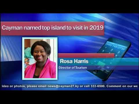 Caribbean Journal names CI as best island to visit in 2019