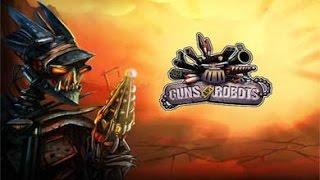 """""""Como pollo sin cabeza"""" (Guns and Robots)"""