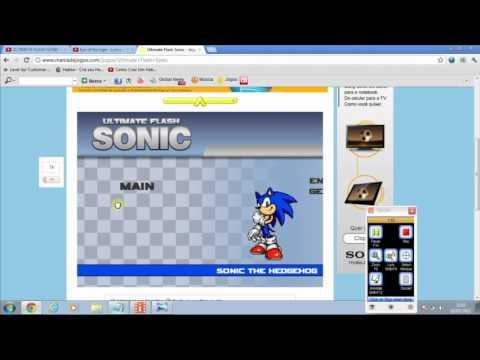 Como Conseguir Amy Rose E Shadow Em Ultimate Flash Sonic