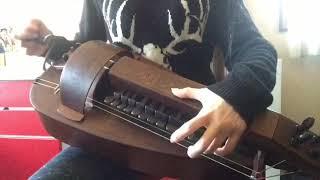 Viinamäen Mies - Korpiklaani(piano & hurdy gurdy cover)