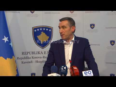PDK kryeson komisionin për MSA - 12.12.2017 - Klan Kosova