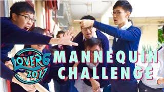 香港培正中學 - 中六級愛社啦啦隊宣傳片 (Mannequi