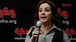 بالفيديو.. حنان شوقي: مشهد واحد ممكن يغير حياة بنى آدم
