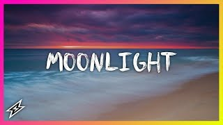 XXXTENTACION - Moonlight (Lyrics) (Trias Trap Remix)