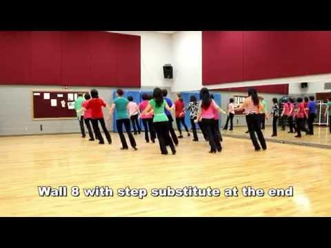 Voices That Care - Line Dance (Dance & Teach in English & 中文)