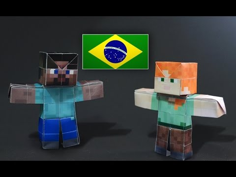 Minecraft Steve vs Zombie (con imágenes) | Ganchillo minecraft | 360x480
