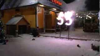Фейерверк Ульяновка 19.01.14(, 2014-02-03T12:50:38.000Z)