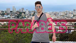 Baixar Pabllo Vittar feat. Psirico - Parabéns | coreografia 💙