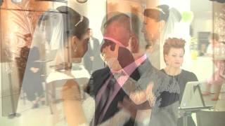 Снятие фаты. Трогательный танец невесты с папой и жениха с мамой.