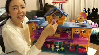 꼬마의사 맥스터핀스 콜랙션~ 맥스터핀스 장난감병원 병원놀이세트  l Doc McStuffins toy hospital l Doc McStuffins toys
