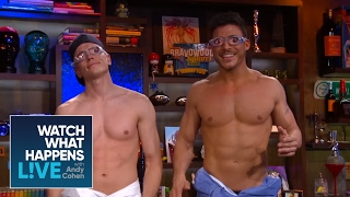 Top 5: Topless Moments on WWHL