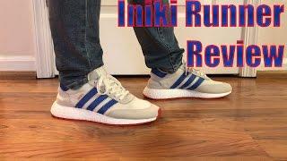 Correctamente soborno Original  Adidas Iniki Runner Pride of the 70s Unboxing+Review+On Feet - YouTube
