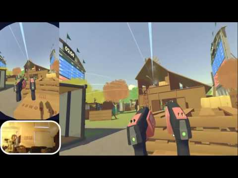 RecRoom VR: Watch us play