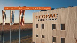 Betekintés a Neopac Hungary Kft. mindennapjaiba