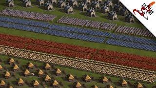 Cossacks 3 - 3v3 UKRAINE vs PRUSSIA | Multiplayer Gameplay