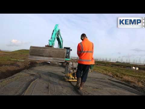 Kobelco SK210LC Peter Boer
