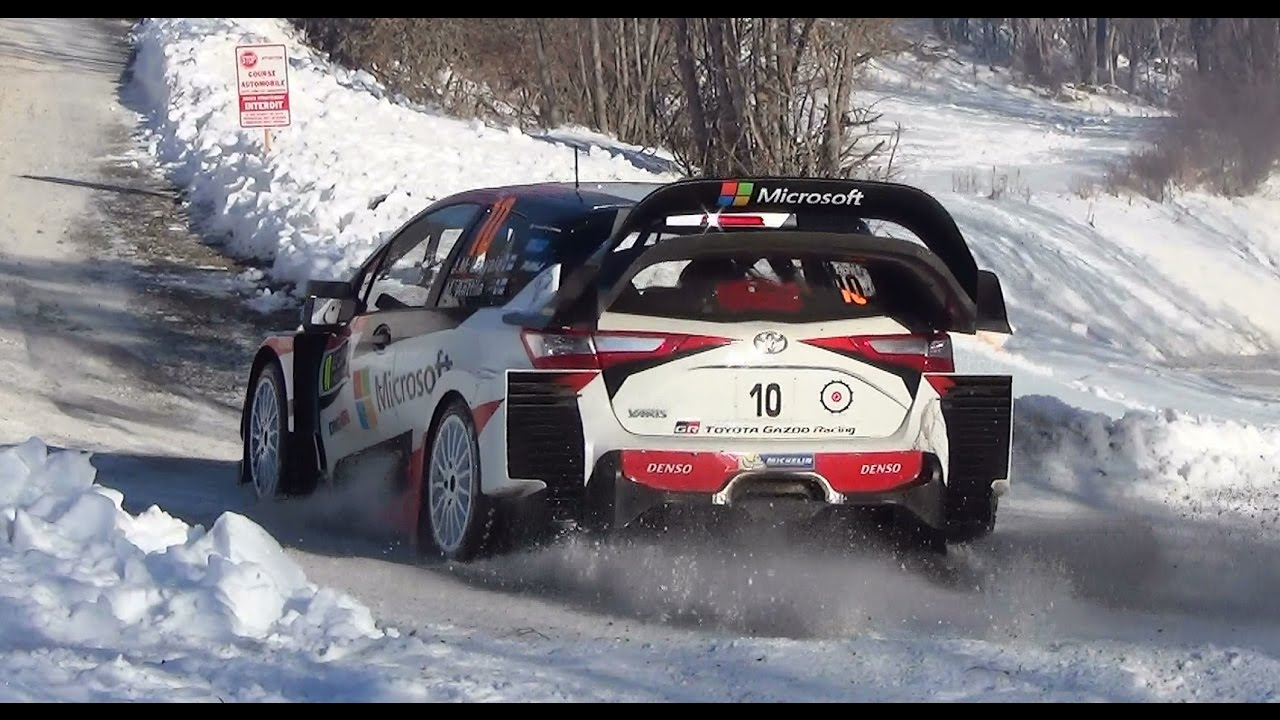 rallye monte carlo 2017 day 2 stage 3 6 youtube. Black Bedroom Furniture Sets. Home Design Ideas