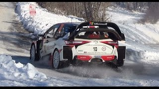 Rallye Monte Carlo 2017 DAY 2 stage 3 6