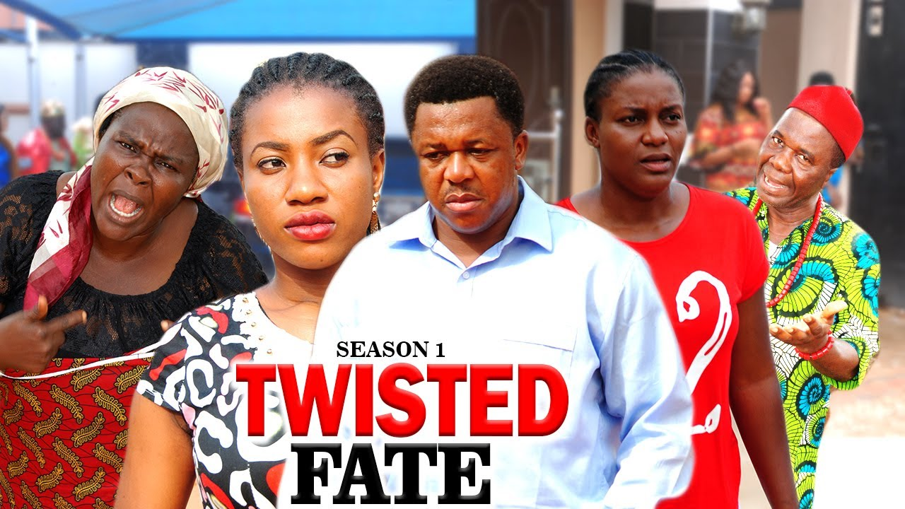 Download TWISTED FATE 1 - LATEST NIGERIAN NOLLYWOOD MOVIES