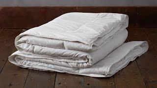 Luxury Pure Silk Duvet