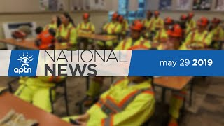 APTN National News May 29, 2019 – Canadian law and UNDRIP, Boushie film, Inuit people in Winnipeg