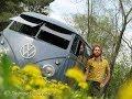 I Love My 1959 VW Bus - A Restored VW 7 Door or Double Door Panel Van