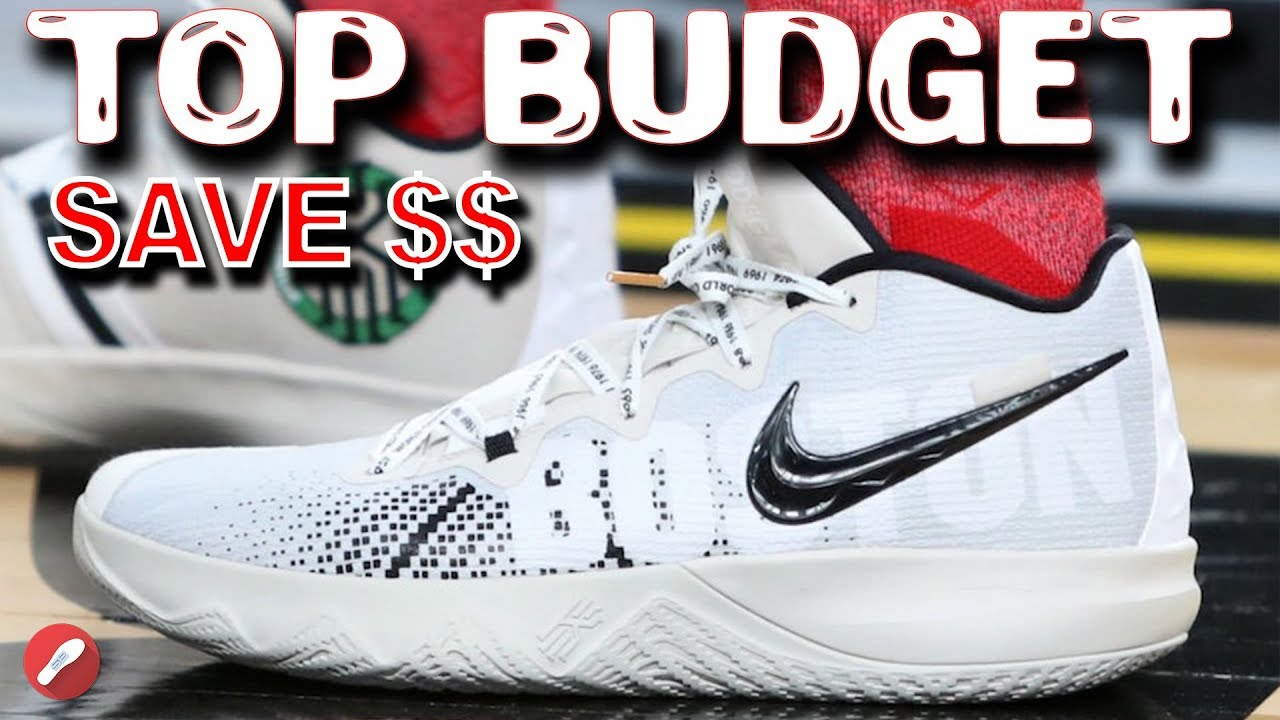 Top 10 Budget Basketball Shoes 2018 So Far