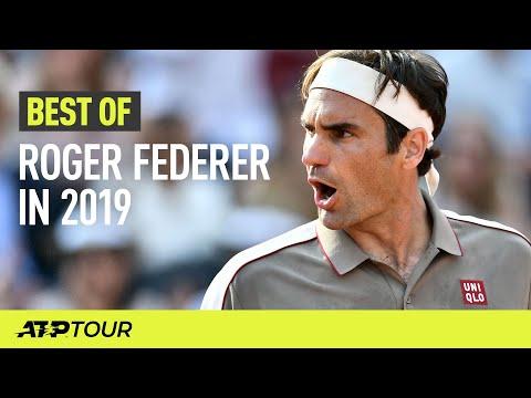 Roger Federer's Best ATP Shots in 2019 | ATP