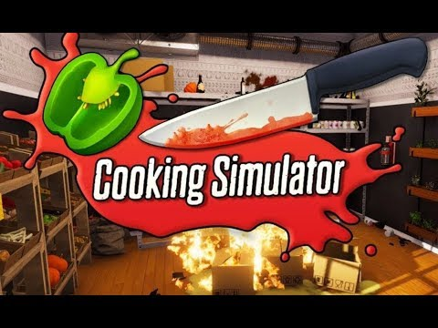 Cooking Simulator ► НА Кухне с Plush Ninja!