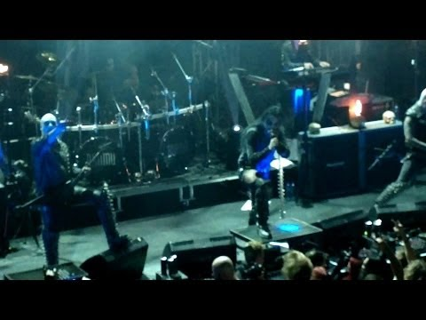 Dimmu Borgir - Lepers Among Us (HD) Live at Inferno Metal Festival,Norway 17.04.2014