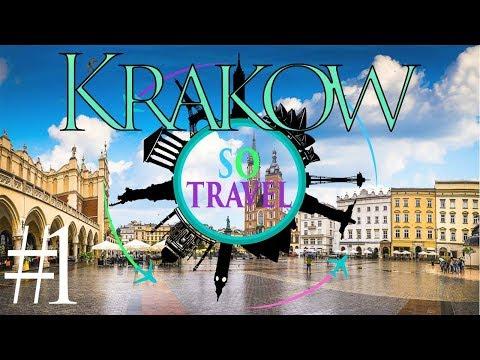 Krakow on a Budget - Day 1 | Travel VLOG