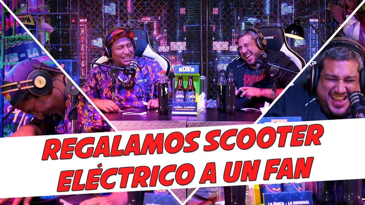 HABLANDO HUEVADAS - Tercera Temporada [REGALAMOS SCOOTER ELECTRICO A UN FAN]