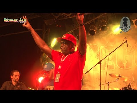 Barrington Levy @ Reggaejam 2013