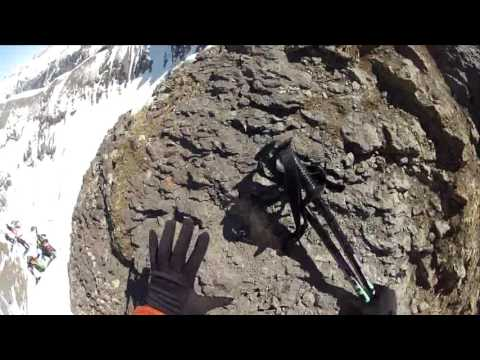Telluride Palmyra Peak and Black Iron Bowl